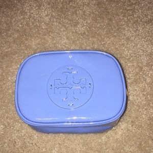 LIKE NEW! Authentic Tory Burch makeup bag!